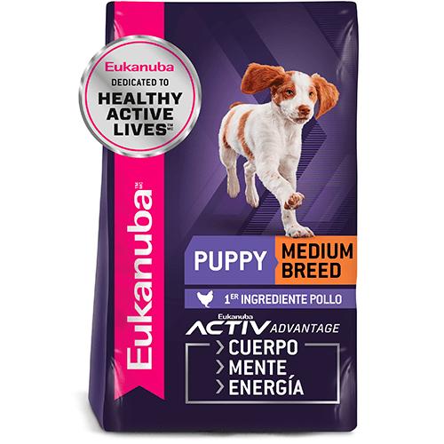 EUKANUBA - Puppy Medium Breed