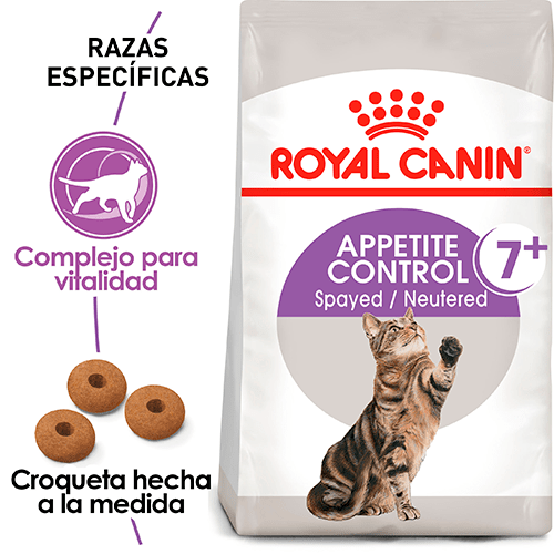 ROYAL CANIN - Appetite Control Spayed Neutered +7